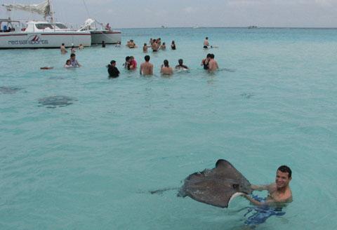 Carnival Liberty Caymans