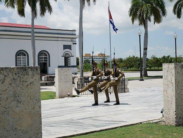 Jose Marti mausoleum cuba