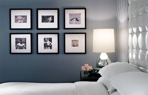 Sheraton Delfina bedroom