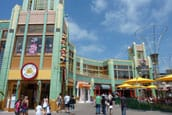 Hang out in Downtown Disney