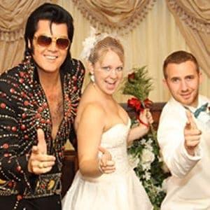 Wedding In Vegas.Las Vegas Get Married By Elvis Blogger At Large