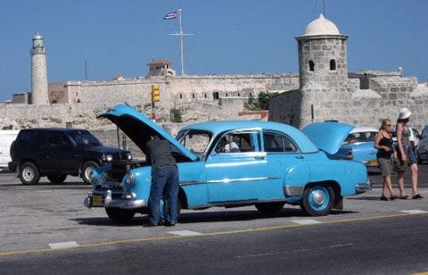 Cuba Chevy