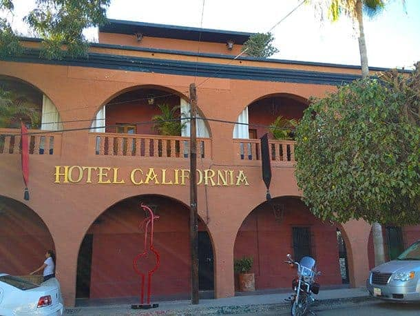 Hotel California Mexico