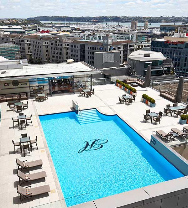 Heritage Hotel pool