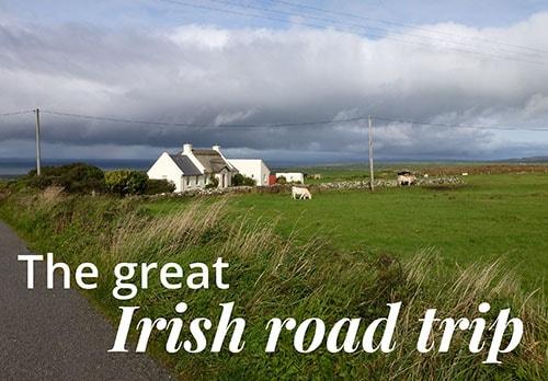 Ireland roadtrip