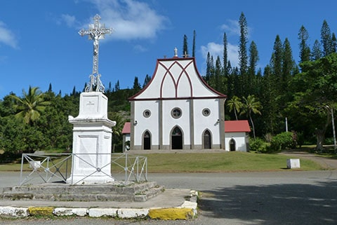 Mission, Isle of Pines