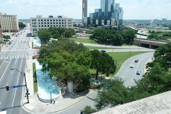 Dealy Plaza, Dallas