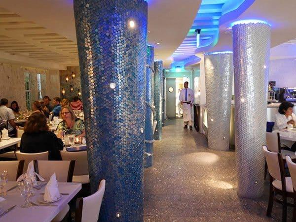 Gloria Estefan restaurant