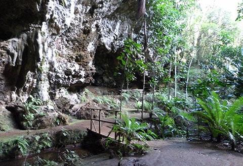 Queen Hortense cave