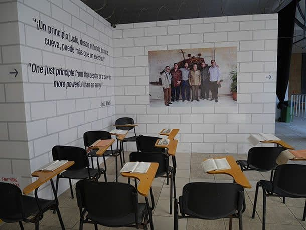 Jose Manti quote, Cuba
