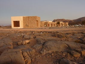 Nahakl Camp, Oman