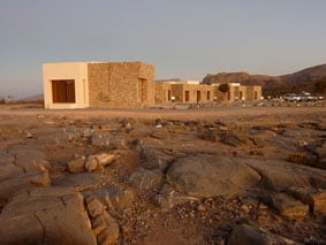 Nahakl Camp, Oman