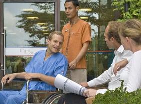 Phuket plastic surgery patients