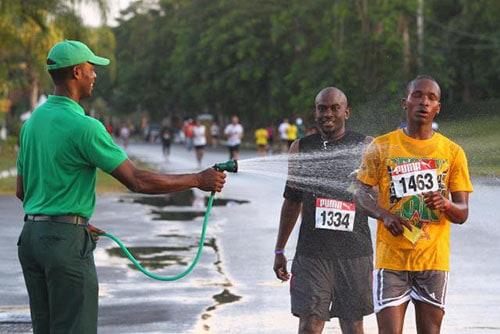 Jamaica marathon