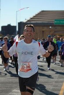 New York Marathon 2010