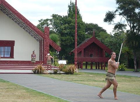 Rotorua marae