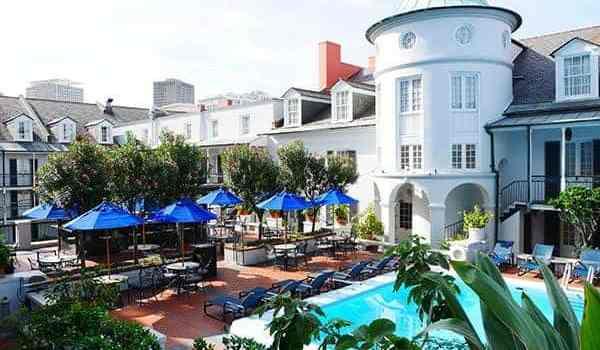 Hotel on Bourbon Street