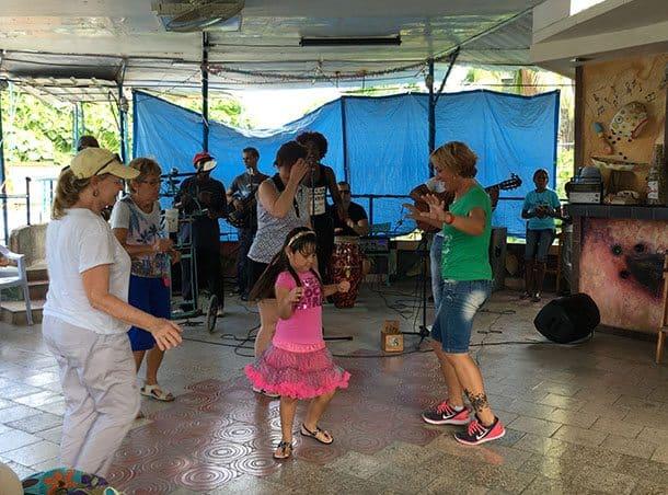 Salsa in Cuba