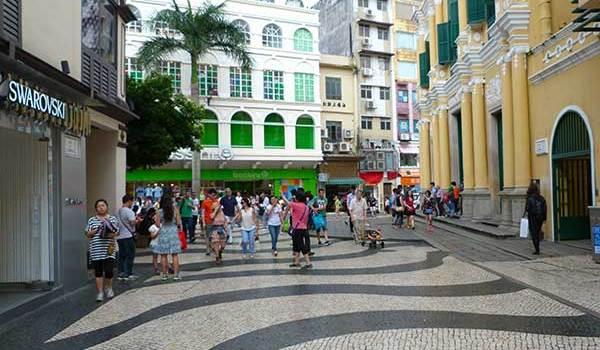 Senado Square Macau