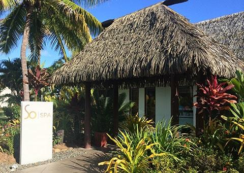 Sofitel So Spa Fiji