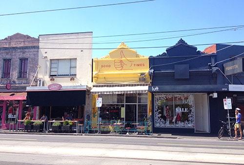 NoSo, Melbourne