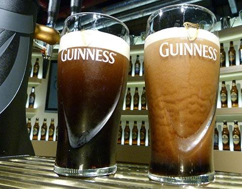 Guinness gas