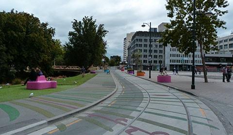 The Strip Christchurch