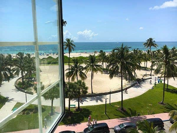 Tides ocean view Miami