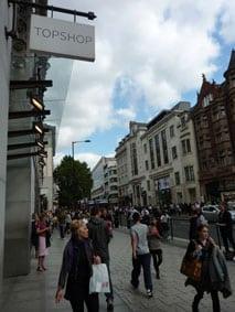 Top Shop London