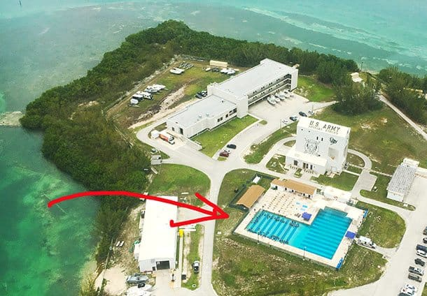 US Special forces base Key West