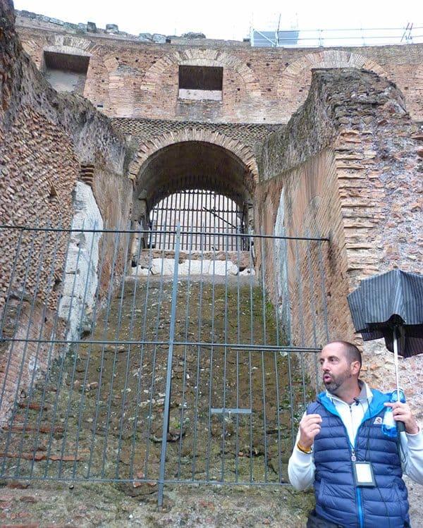 Colosseum Rome tips
