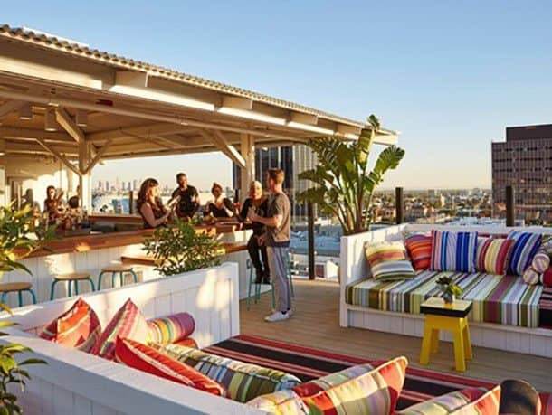 Designhotel Mama Shelter : Where to stay in la come to mama ger at large