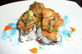 Hai Tien Lo oysters
