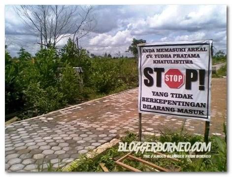 Restricted Area Komplek Perumahan Murah Kubu Raya