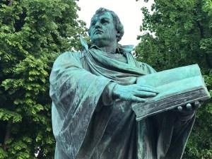 Martin Luther (Bild: Matthias J. Lange)