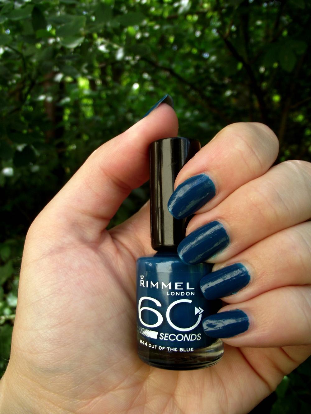 rimmel london 60 seconds nail polish (2)
