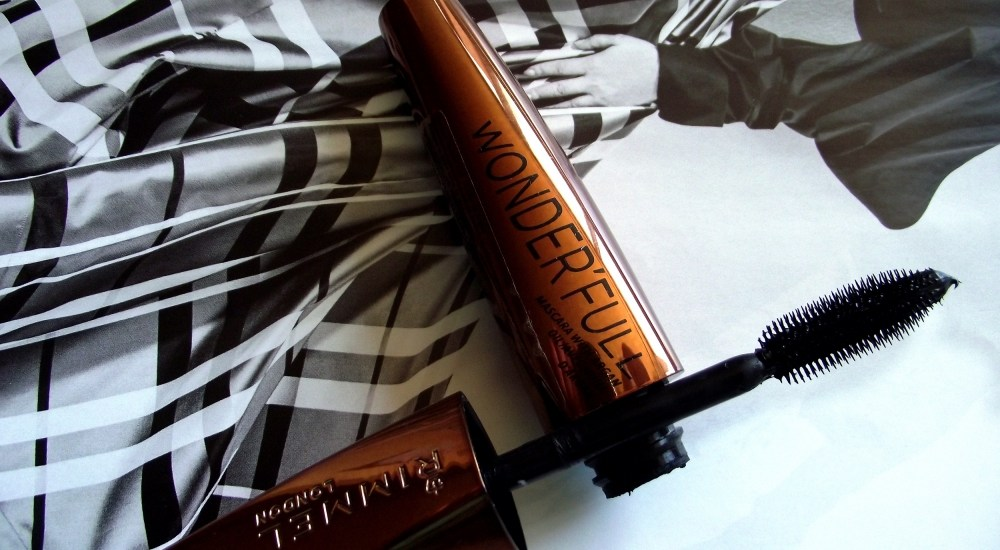 rimmel london wake me up wonderfull mascara