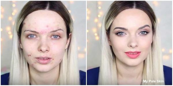 my pale skin youtube beauty guru
