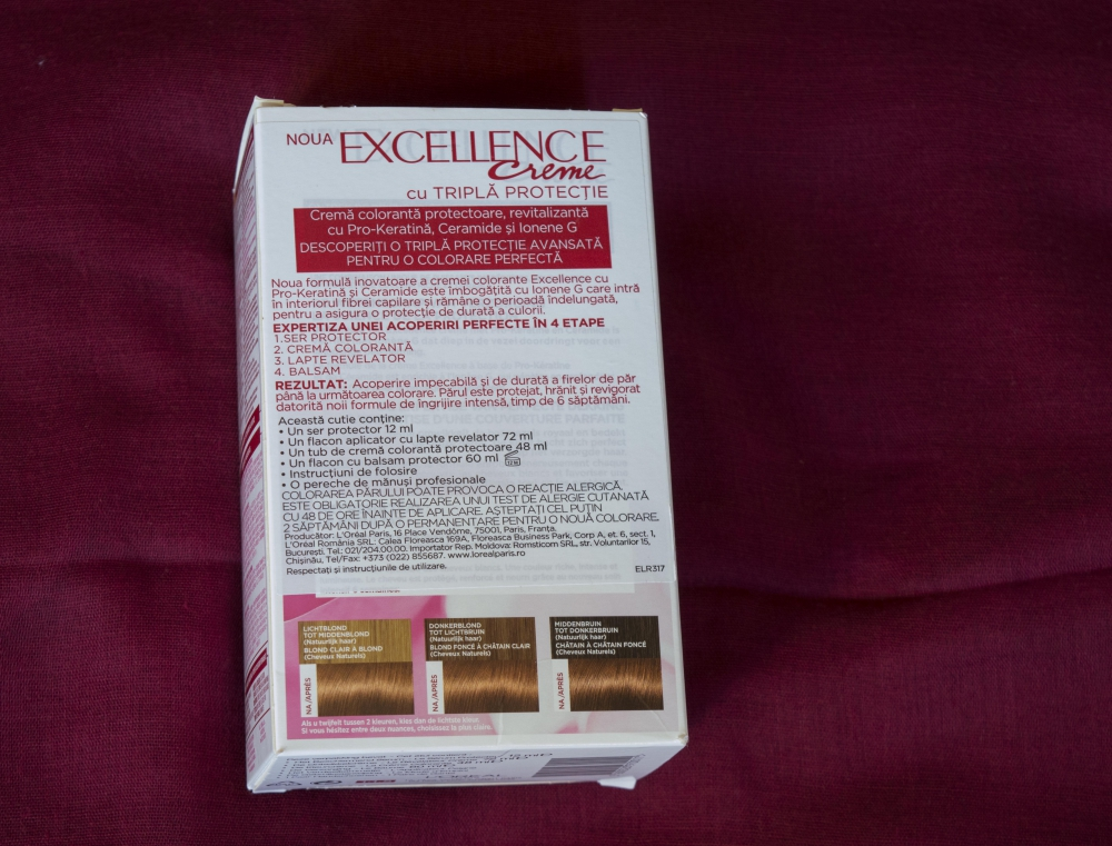 l'oreal excellence creme hair dye marron chocolat (1)