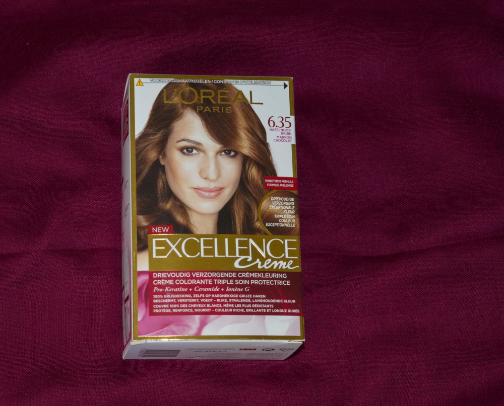 l'oreal excellence creme hair dye marron chocolat