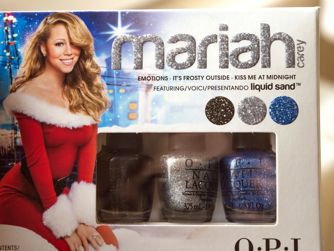 opi nail polish special christmas edition - mariah carey (4)