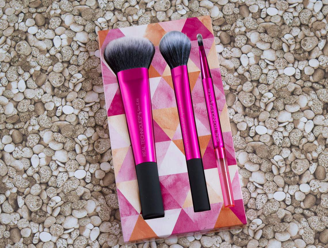 real techniques brushes - limited edition cheek and lip set (2)