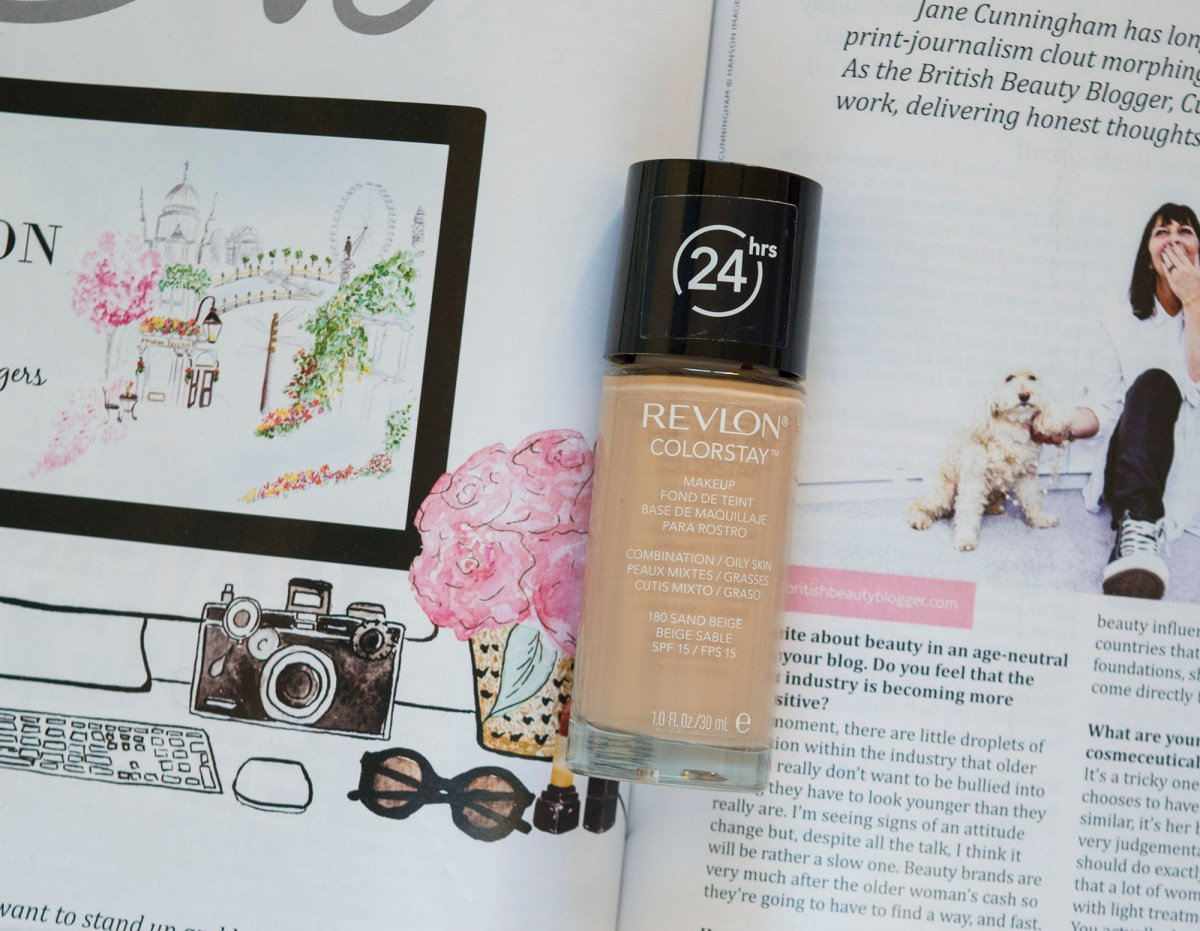 Revlon ColorStay Review (Combination/Oily Skin): Favorite Drugstore Foundation