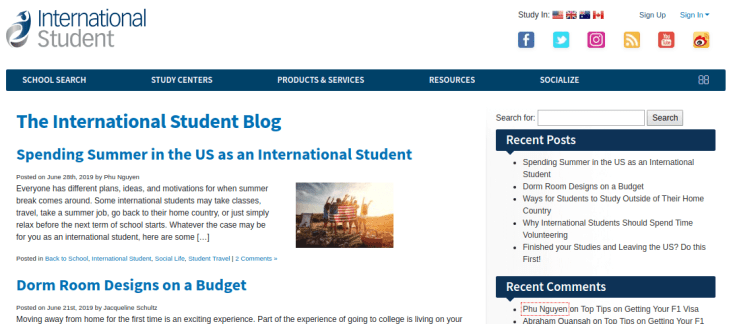 Blogs For College Students (An Awesome List of 41 Top Blogs)