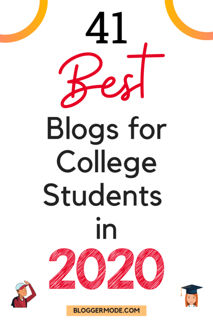 41 Best Blogs for College Students