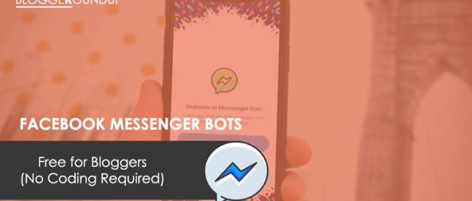 Free Facebook Messenger Bots for Bloggers