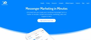 ZoConvert - Messenger Bot Platform
