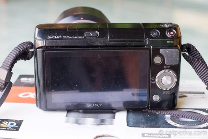 Jual Sony Nex 3 Harga3,8jt