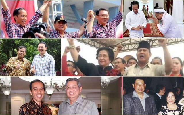 Tak Ada Teman Abadi, Tak Ada Musuh Abadi Dalam Politik!