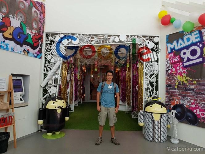 Pengalaman Berkunjung Ke Kantor Google Indonesia Terbaru!